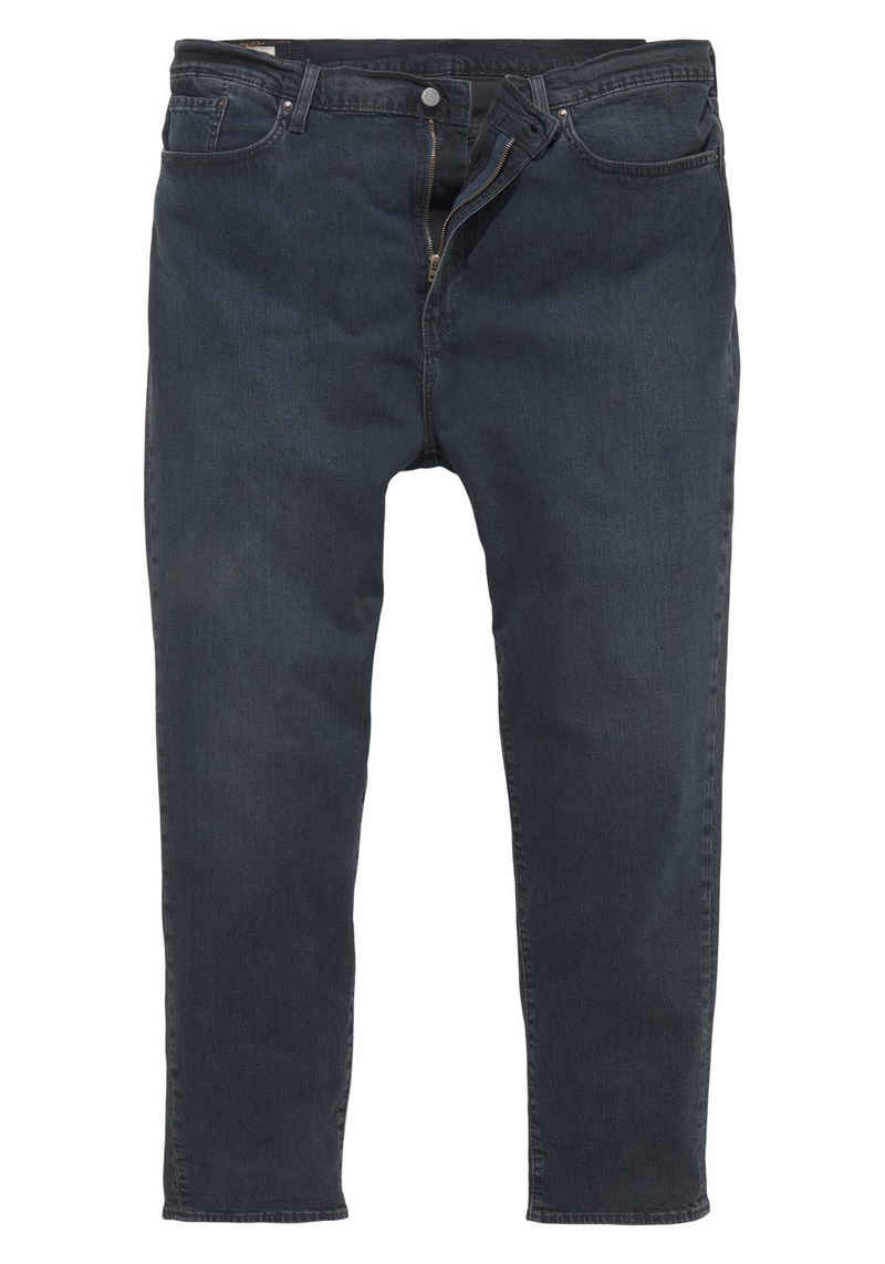 Levi's® Plus Tapered-fit-Jeans »512« in authentischer Waschung