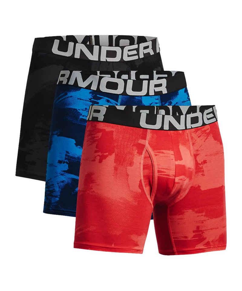 Under Armour® Boxershorts »Novelty 6in Boxershort 3er Pack« default