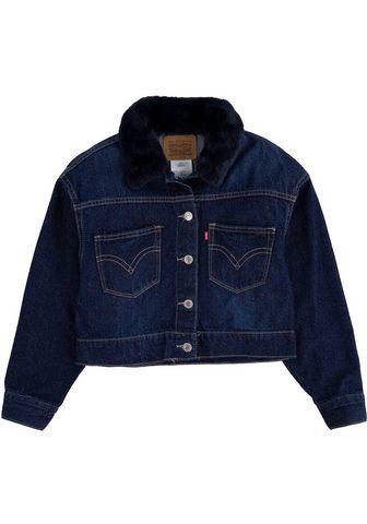 Levi's Kidswear Jeansjacke »OVERSIZED TRUCKER« su Pusc...