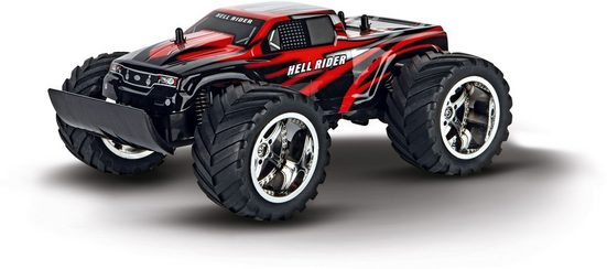 Carrera® RC-Monstertruck »Carrera® 2,4GHz Hell Rider«