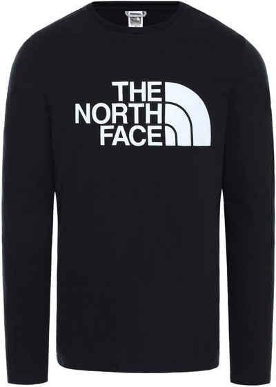 The North Face Langarmshirt »HALF DOME«