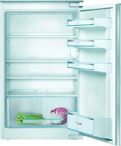 BOSCH Einbaukühlschrank 2 KIR18NSF0, 88 cm hoch, 54,1 cm breit