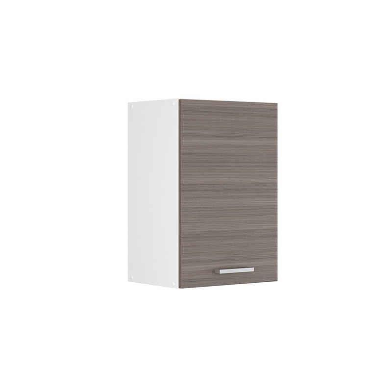 Vicco Hängeschrank »40 cm Küchenschrank Küchenzeile Küchenunterschrank R-Line Edelgrau«