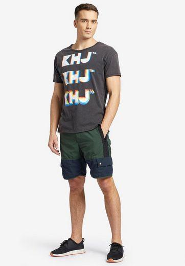 khujo Shorts »YOSHI« mit Innenfutter aus Mesh