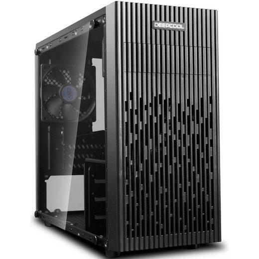 DeepCool PC-Gehäuse »Matrexx 30, Tempered Glass«