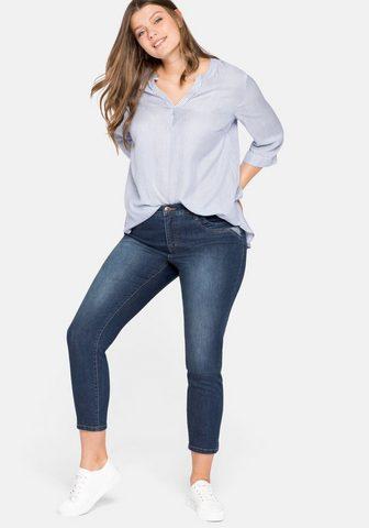 Sheego Stretch-Jeans Skinny