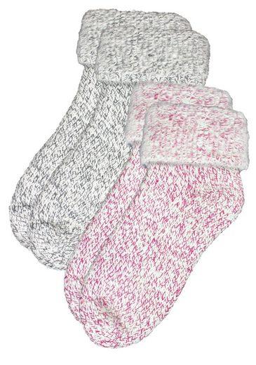 Rogo Socken (2-Paar) in modischem Design