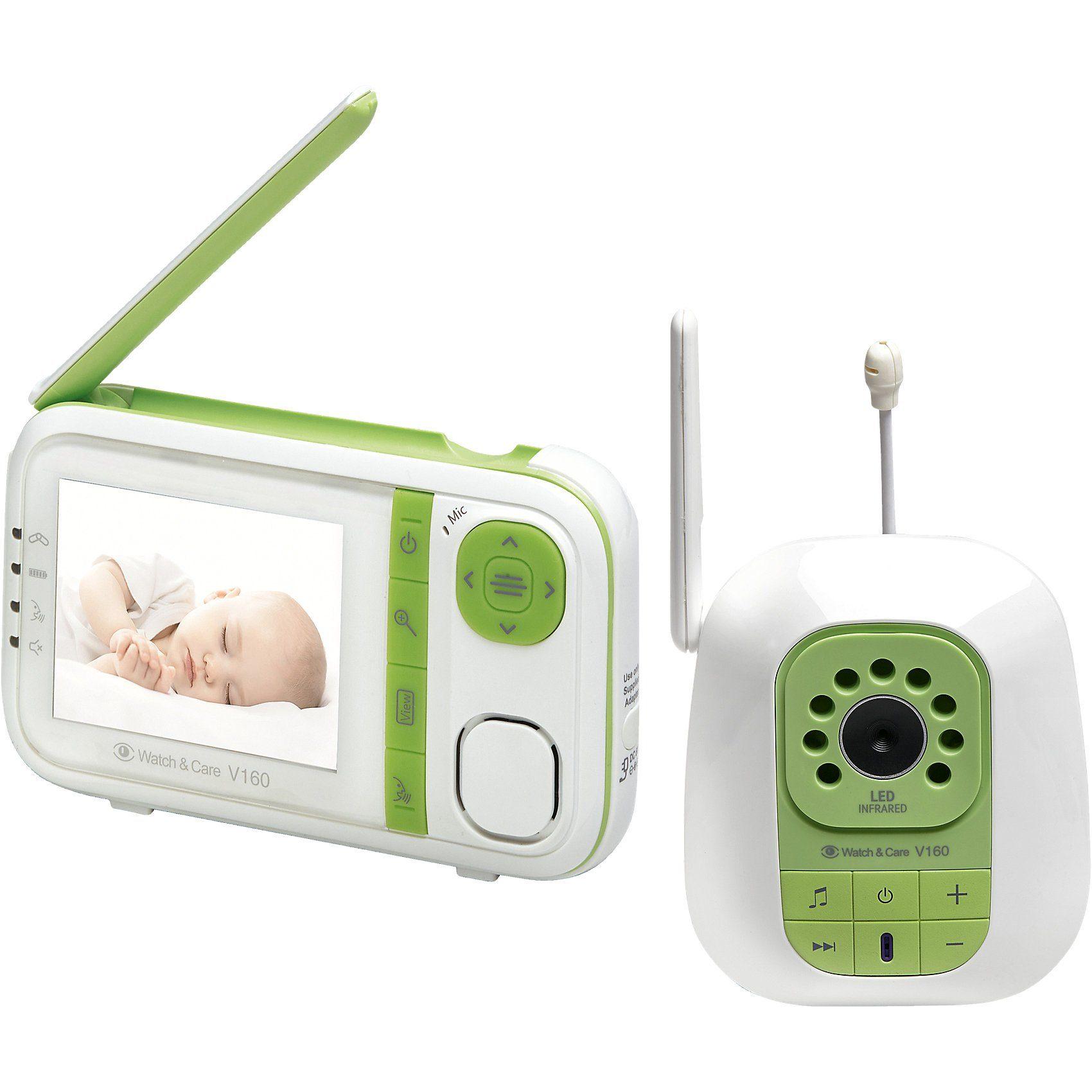 Audioline Video Babyphone Watch & Care V160 kaufen   OTTO