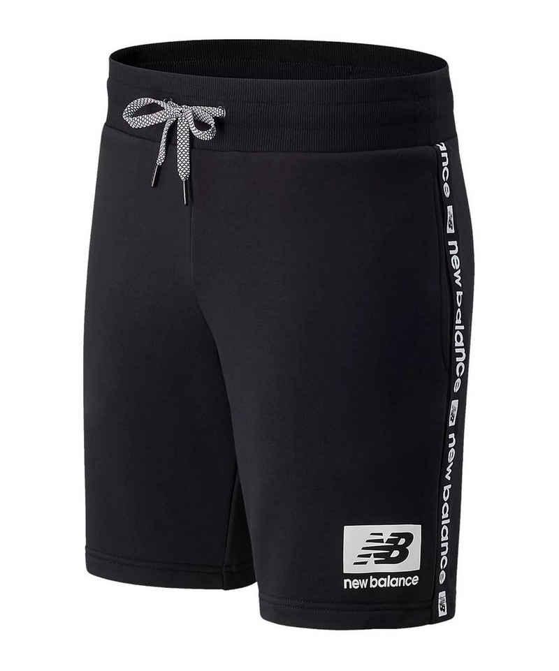 New Balance Jogginghose »Essentials Fleece Short FLSB MS13«