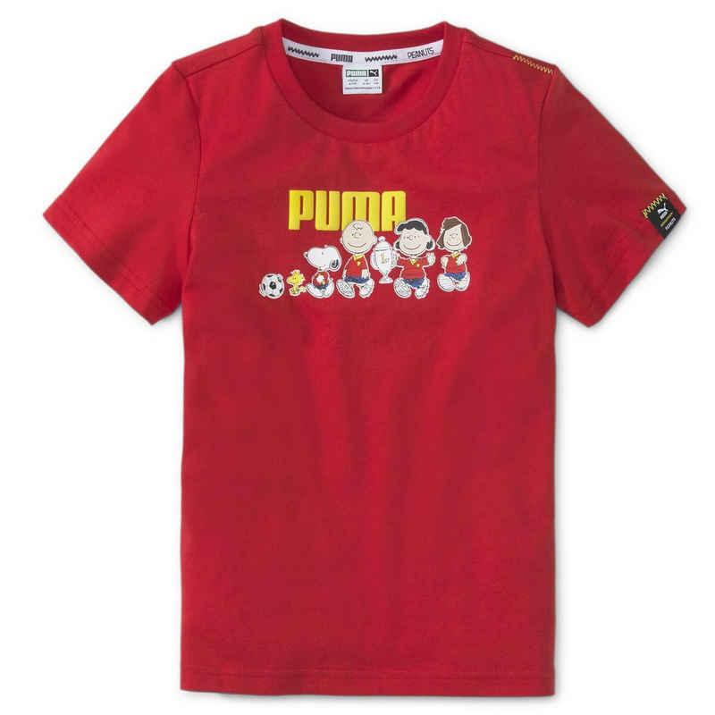PUMA T-Shirt »PUMA x PEANUTS Kinder T-Shirt«