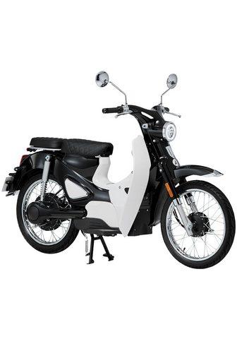 Santa Tina E-Motorroller »Retro-Mofa Turin« 45 km...