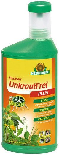 Neudorff Unkrautvernichter »Finalsan UnkrautFrei Plus«, Konzentrat, 500 ml