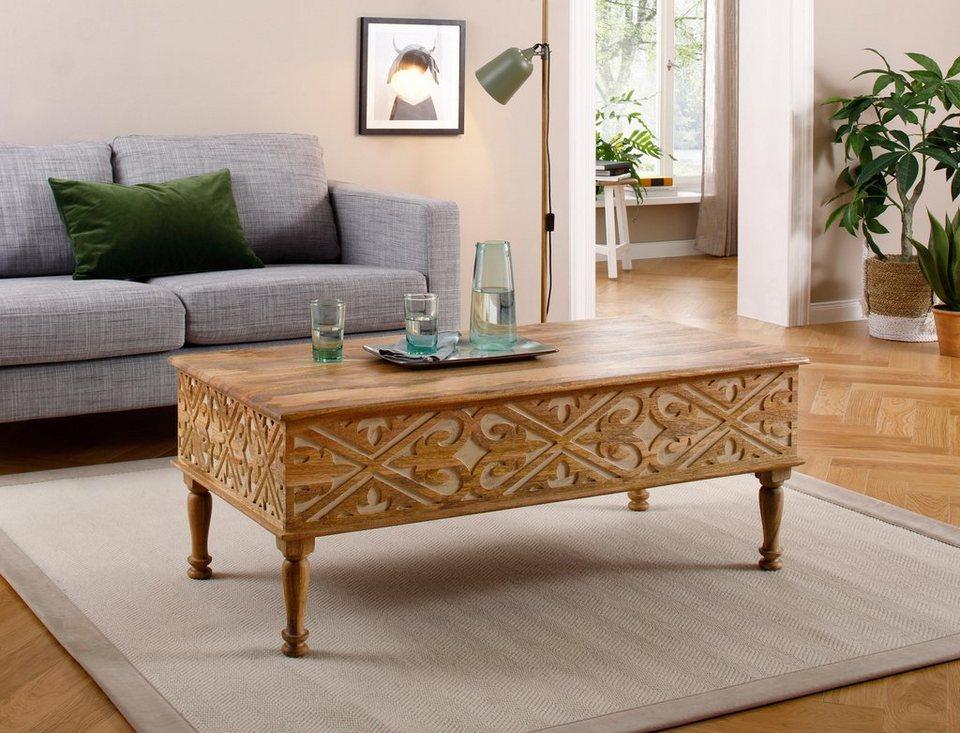 Fabelhaft Mangoholz Tisch Sammlung Von Wohndesign Dekoration