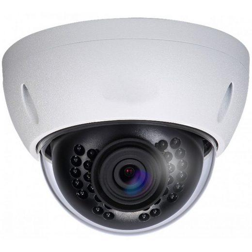 Goliath Intercom »Goliath Videoüberwachung« IP-Überwachungskamera (GOLIATH Starlight IP Dome Kamera 4 MP POE, AV-IP315)