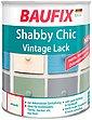 BAUFIX Acryl Buntlack »Shabby Chic«, Antik Lack, altweiß, 750 ml, Bild 1