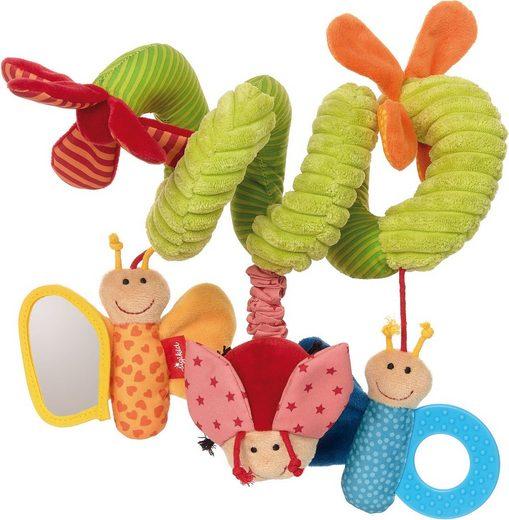 Sigikid Greifspielzeug »Aktivspirale, Schmetterling«