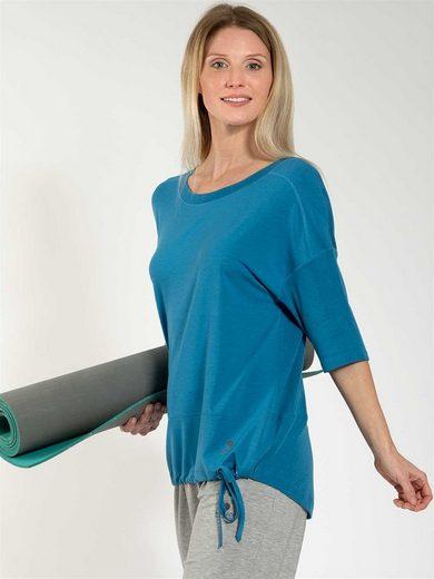 Magadi Yoga & Relax Shirt »Sara« aus weichem Naturmaterial