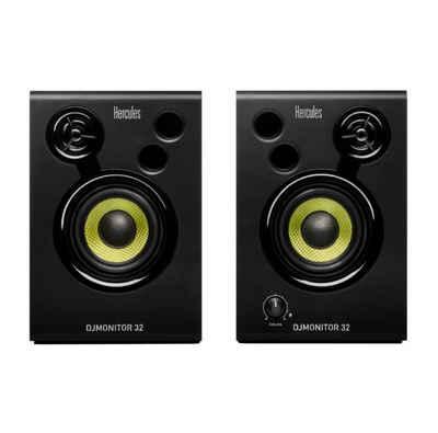 HERCULES DJ Controller »Hercules DJ Monitor 32 Monitor-Boxen«