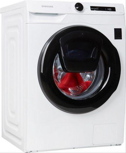 Samsung Waschmaschine WW5500T WW81T554AAW/S2, 8 kg, 1400 U/min, AddWash™