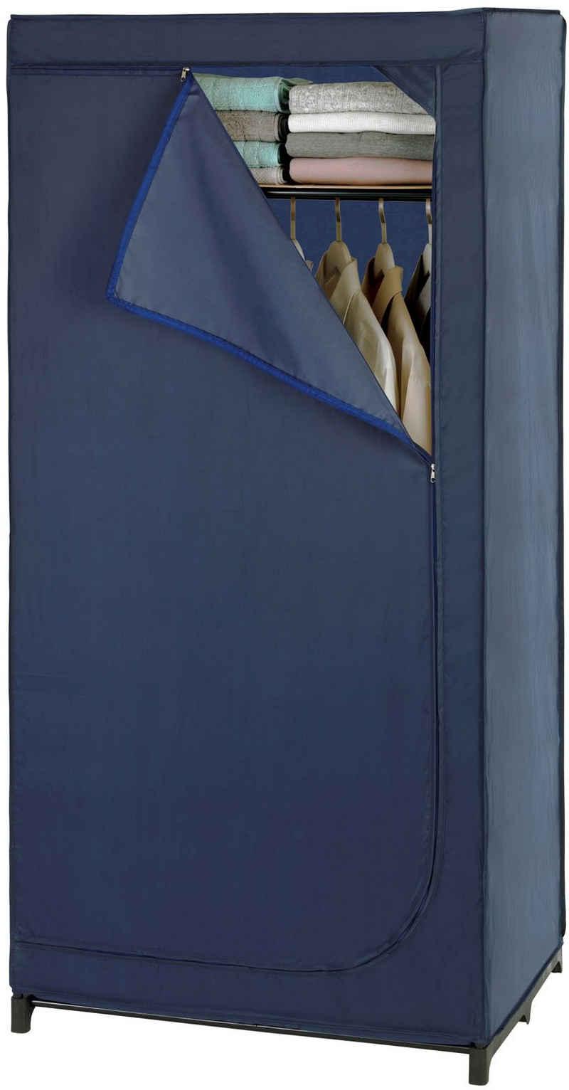 WENKO Kleiderschrank »Business« Polyester-Qualität, mit Ablage, Höhe 160 cm