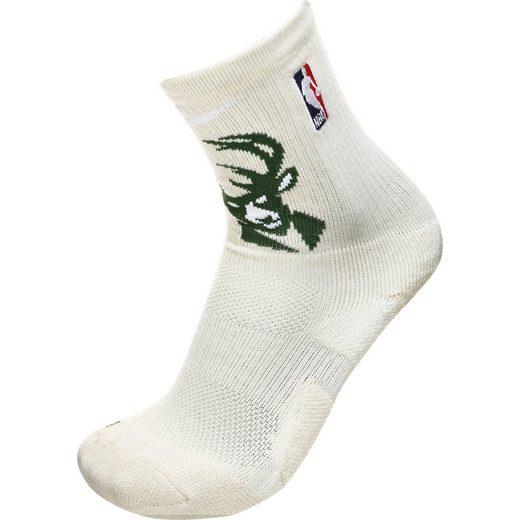 Nike Socken »Nba Milwaukee Bucks Elite«