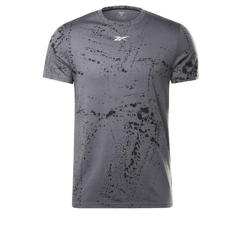 Reebok T-Shirt »Workout Ready Allover Print T-Shirt«