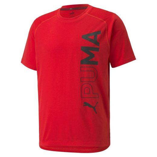 PUMA T-Shirt »Herren Trainings-T-Shirt mit kurzem Arm«