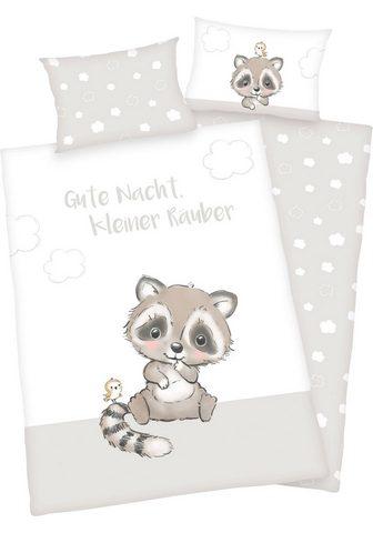 Baby Best Babybettwäsche »Kleiner Räuber« iš Fla...