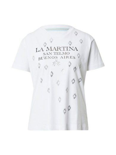 La Martina T-Shirt (1-tlg)