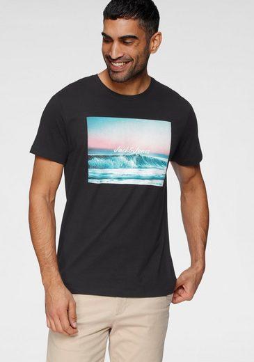 Jack & Jones T-Shirt »SUMMER TEE CREW NECK«