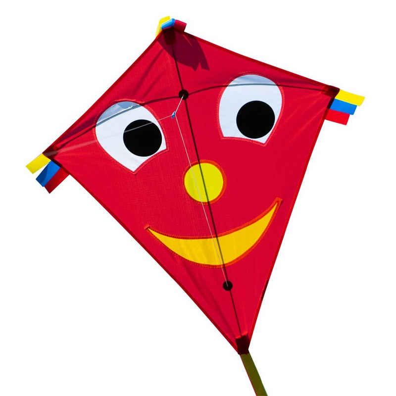 CiM Flug-Drache »Happy Eddy ROT - Einleiner«