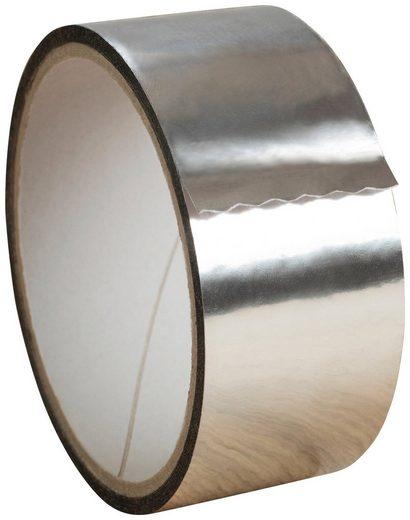 EGGER Dichtband »Alu Tape« (Packung, 1-St) Alu-Klebeband für Dampfsperren und Trittschalldämmungen