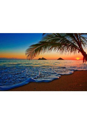 Papermoon Fototapetas »Lanikai Beach Hawaii« sam...