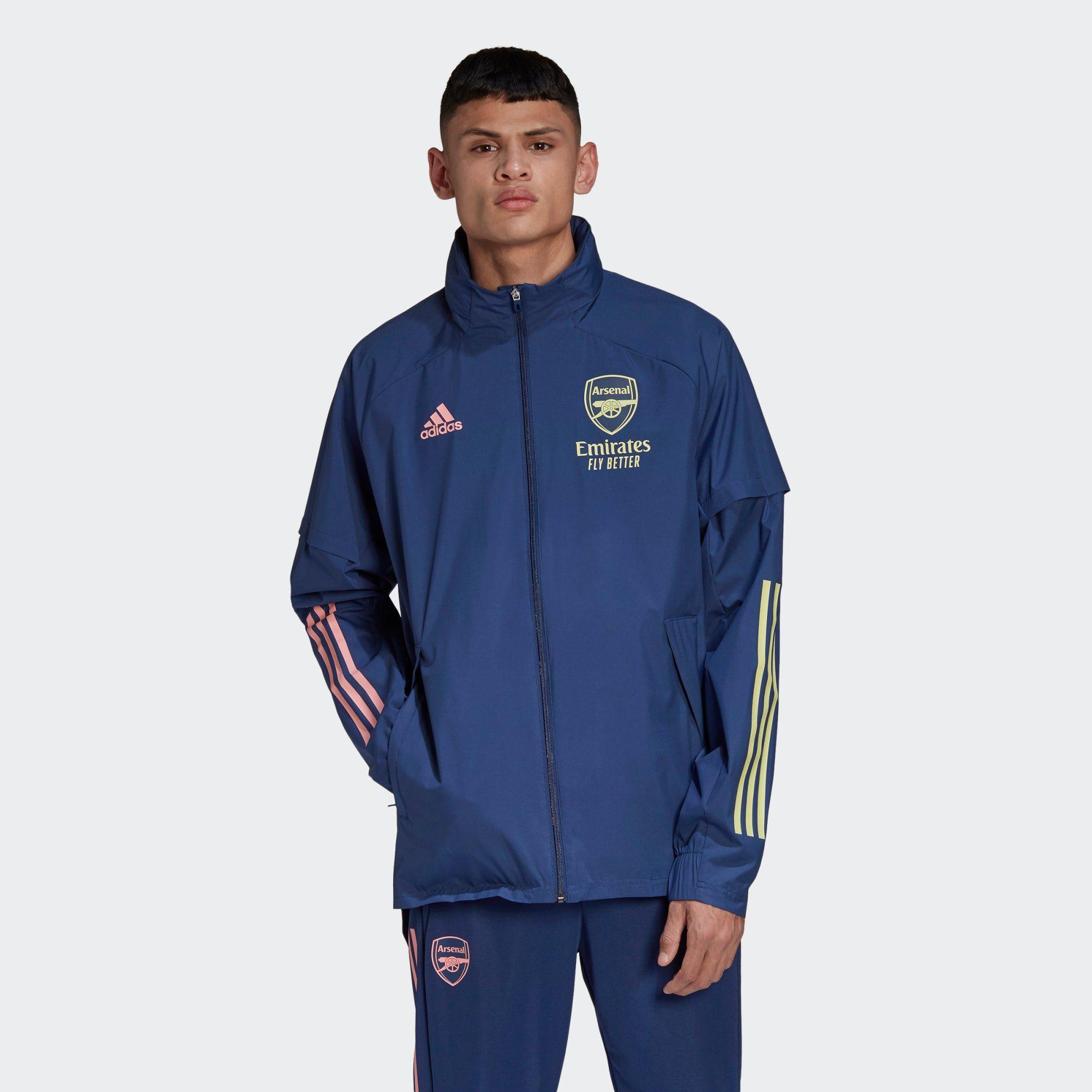 adidas Performance FC Arsenal All Weather Jacke Herren