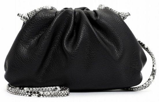 Tamaris Mini Bag »Bügeltasche Cynthia«, mit Details in Reptil Optik