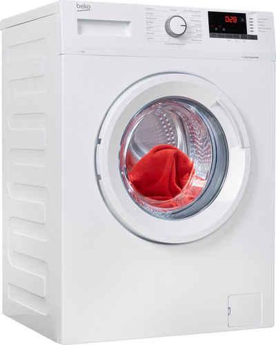 BEKO Waschmaschine WMO7221, 7 kg, 1400 U/min