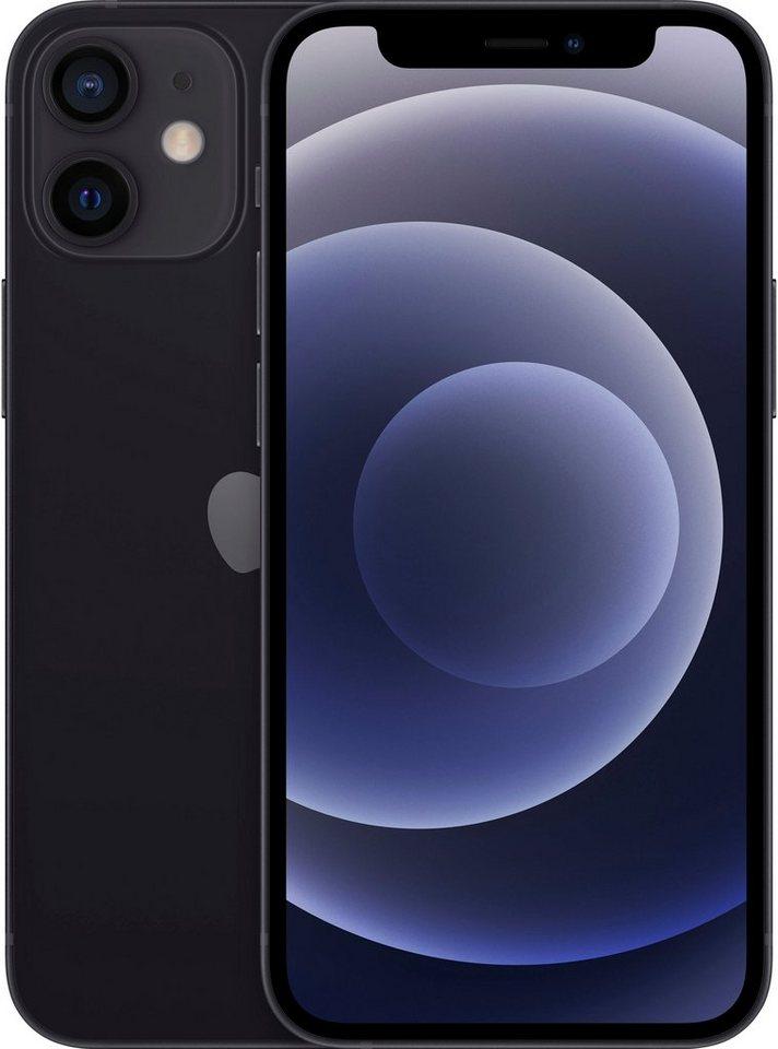 Apple iPhone 12 Mini - 64GB Smartphone (13,7 cm/5,4 Zoll, 64 GB Speicherplatz, 12 MP Kamera, kompatibel mit AirPods, AirPods Pro, Earpods Kopfhörer)