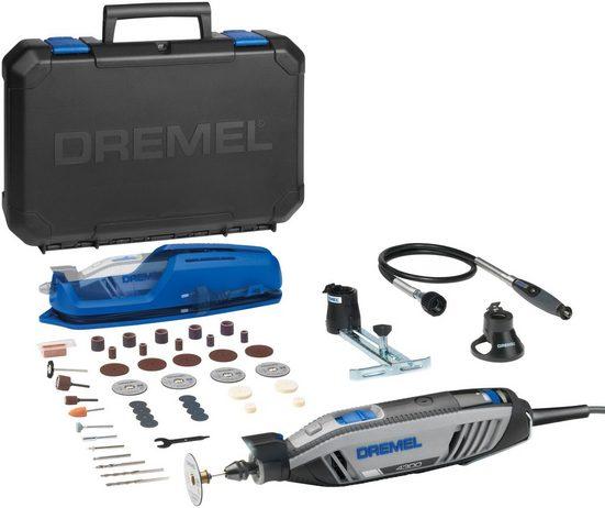 DREMEL Elektro-Multifunktionswerkzeug »4300-3/45«, Set, 45-St.
