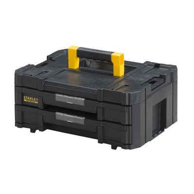 STANLEY Werkzeugkoffer »Werkzeugkoffer mit 2 Schubladen TSTAK IV«
