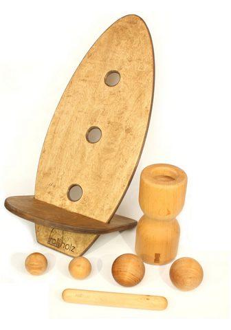 rollholz Balanceboard »rollbrett rinkinys didel...