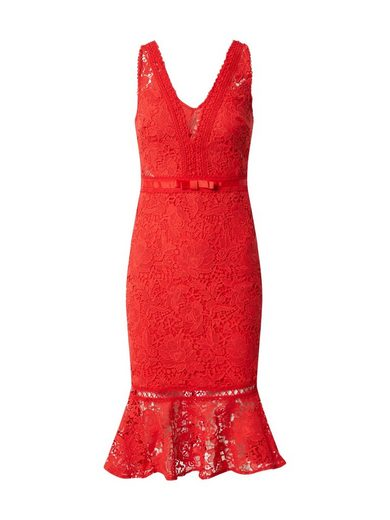 LIPSY Cocktailkleid »AC RED LACE BODYCON«