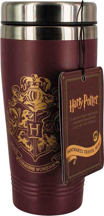 Paladone Becher »Harry Potter Hogwarts Reisebecher 450ml«, Keramik