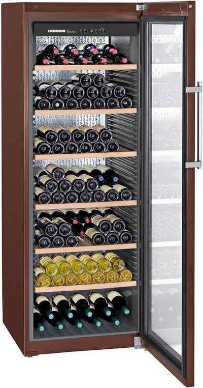 Liebherr Weintemperierschrank WKt 5552-22, für 253 Standardflaschen á 0,75l