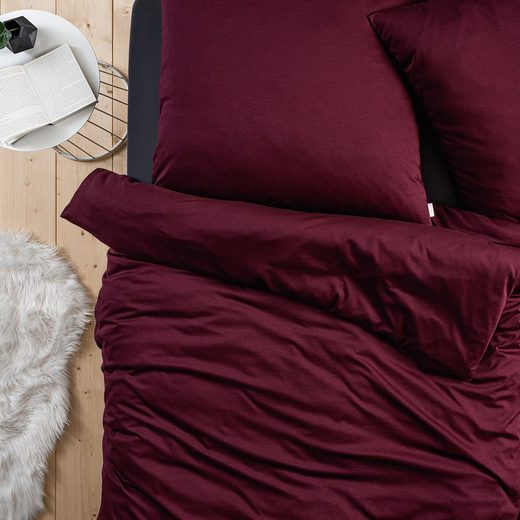 Bettwäsche »Estella Mako-Interlock-Jersey Bettwäsche-Garniture«, Estella