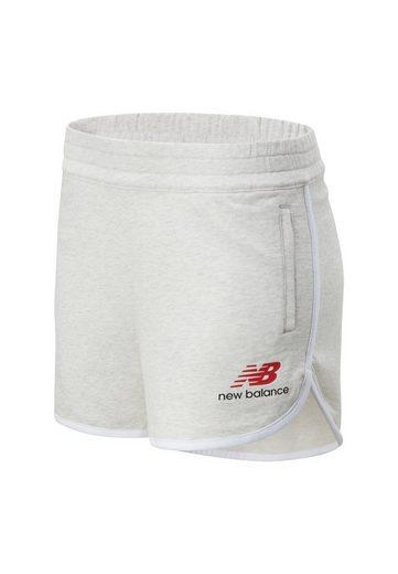 New Balance Shorts »New Balance Damen Short ESSE ICON SHORT WS01501 Seaslhtr«