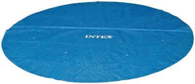 Intex Solarabdeckplane, 470 cm Durchmesser, mit Transporttasche