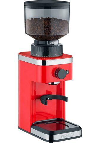 Graef Kaffeemühle CM 503 raudona 135 W Kegel...