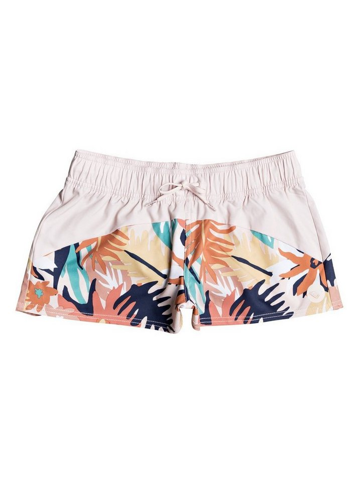 Bademode - Roxy Boardshorts »Catch A Wave« › rosa  - Onlineshop OTTO