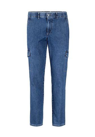 Babista Kareiviško stiliaus džinsai su Sicherh...