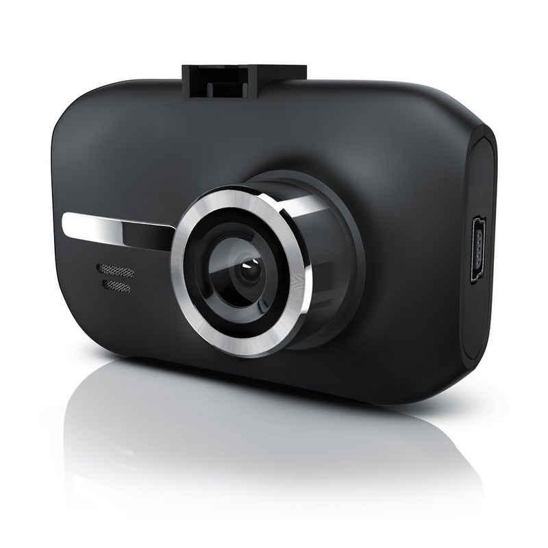 Aplic Dashcam (Full HD, Mini Dashcam mit WDR-Videooptimierung 150° Weitwinkelobjektiv / integrierter Akku)
